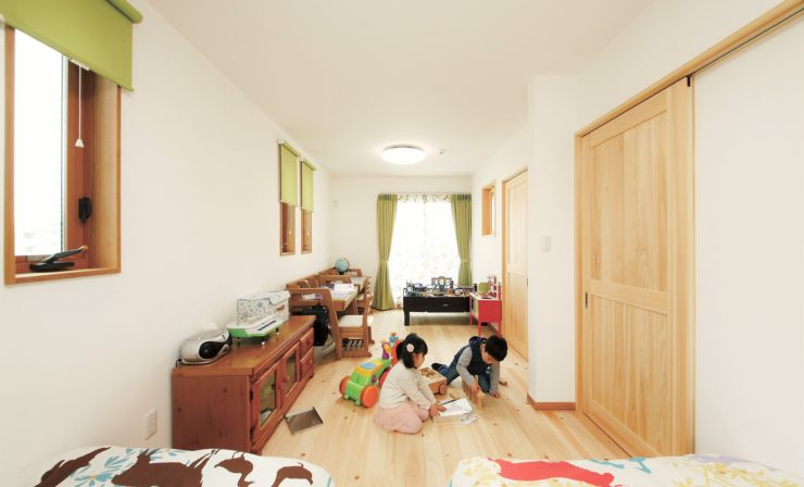 材木屋が造る無垢の家 株式会社カツマタ
