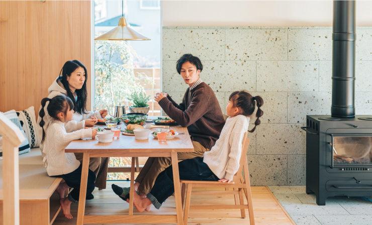 自然素材の家づくり 健幸工房シムラ